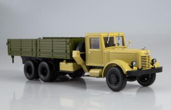 ЯАЗ-210 бортовой, Легендарные Грузовики СССР 23