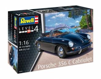 Сборная модель Porsche 356 Cabriolet