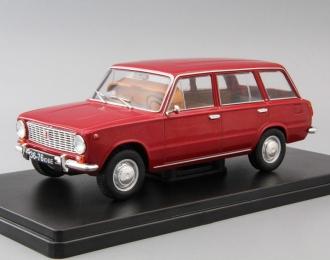 ВАЗ-2102 Жигули, Легендарные Советские Автомобили 26, красный