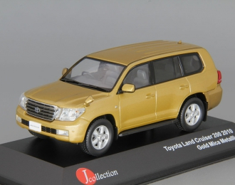 TOYOTA Land Cruiser 200 (2010), gold mica
