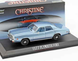 "PLYMOUTH Fury 1977 Blue (машина детектива Рудольфа Дженкинса из к/ф ""Кристина"" 1983)"