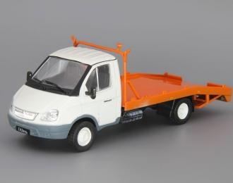 Горький 3302 Эвакуатор, Автомобиль на службе 56, оранжевый