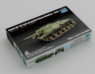 Сборная модель САУ Soviet SU-152