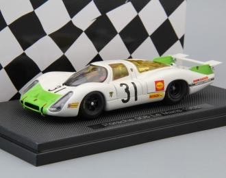 PORSCHE 908 Le Mans #31 (1968), white / green