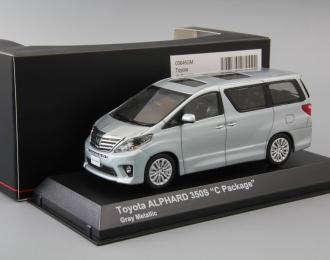 TOYOTA Alphard 350S C Package, grey metallic