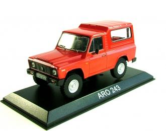 ARO 243, Автолегенды СССР 161, красный