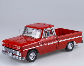 CHEVROLET PICK-UP C-10 STYLE SIDE (1965), red