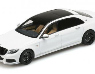 BRABUS 900 MERCEDES-MAYBACH S600-DIAMOND WHITE