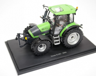 DEUTZ K100 (2006), green / black