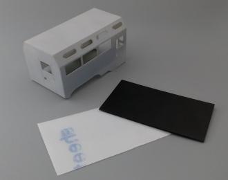 Набор для конверсии Надстройка Штабной автобус на базе ZIL-157 (вариант 2)