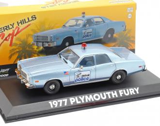 "PLYMOUTH Fury ""Detroit Police"" 1977 (из к/ф ""Полицейский из Беверли-Хиллз"")"