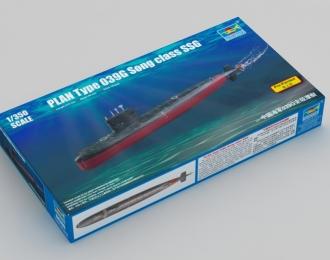 Сборная модель Китайская подводная лодка Тип 039G