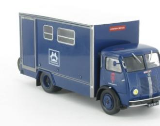 BERLIET GLA/GLB (France 1957), серия Camions DAutrefois 15, синий
