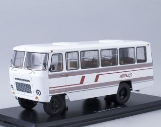 Г1А1-02 Кубань автобус Автоклуб, бело-сиреневый