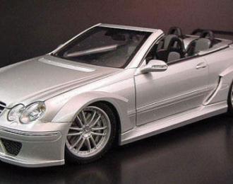 Mercedes-Benz CLK DTM AMG Convertible A209 серебристый