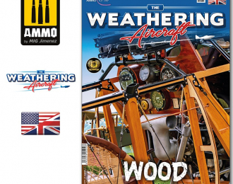"""Журнал """"The Weathering Aircraft Issue 19. WOOD (English)"""""""