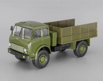МАЗ-505 (1963) полноприводный грузовик, хаки