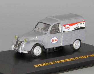 CITROEN 2CV Fourgonette Esso (1959), grey