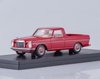 MERCEDES-BENZ 220D W115 BINZ Pick Up Argentina (1974), red