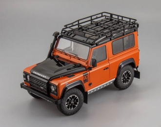 LAND ROVER Defender 90 Aventure, phenix orange metallic