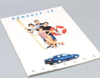 Каталог Renault 19