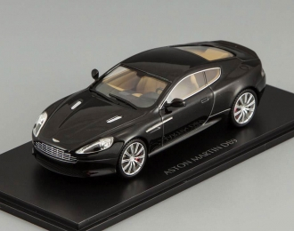 ASTON MARTIN DB9, onyx black, interior: tuscan tan