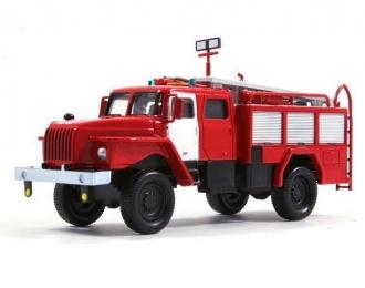 Уральский грузовик 43206-1551-41, Kolekcia Wozow Strazackich 46
