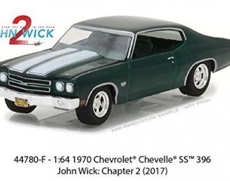 """CHEVROLET Chevelle SS 3961970 (из к/ф """"Джон Уик 2"""")"""