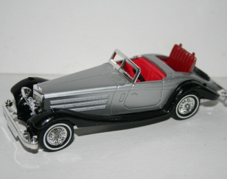 MERCEDES-BENZ 540K (1938), Models of Yesteryear, silver / black