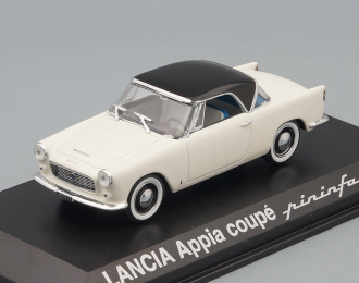 LANCIA Appia Coupe Pininfarina 1957, Beige with black roof