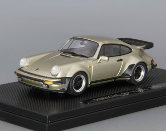 PORSCHE 911 Turbo (1979), gold