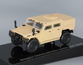 RENAULT Sherpa Scout 4x4 (2010), beige
