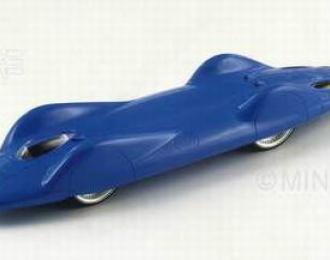 BLUEBIRD CN7 Record Bonneville 1960, blue