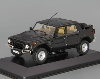LAMBORGHINI LM002 (1984), black