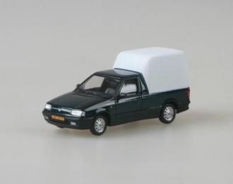 Škoda Felicia Pick-up (1996) Dark Green časopis s