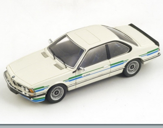 BMW Alpina B7 Turbo 1985 (white)