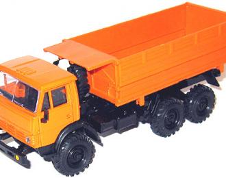 (Уценка!) КАМАЗ 55105 сельхозвариант, оранжевый