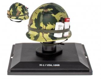 Исторические военные шлемы: M-1 USA 1968