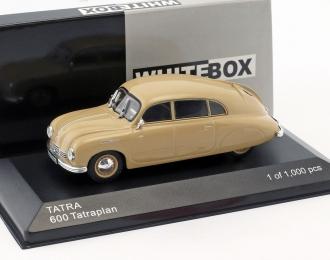 TATRA 600 Tatraplan 1950 Beige