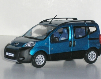 Peugeot Bipper Tepee 2009 Blue neysha