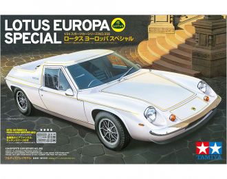 Сборная модель Автомобиль Lotus Europa Special