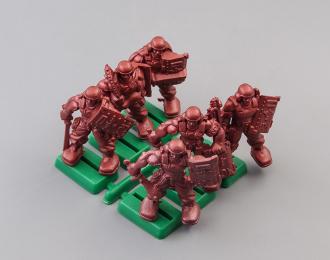 Набор фигурок / солдатиков Бронепехота Империя, Режимная клон-пехота