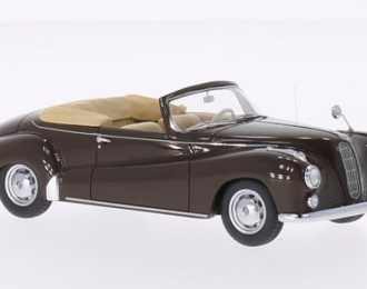 (Уценка!) BMW 502 Convertible Autenrieth 1956 Brown