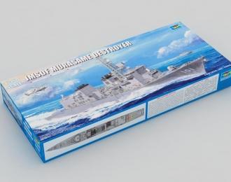 Сборная модель Японский эсминец MURASAME