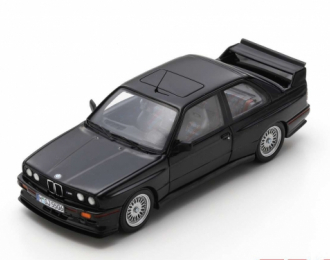 BMW M3 E30 Sport Evolution 1990 черный