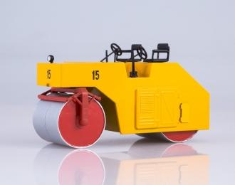 Каток Д-399 (ДУ-8В), желтый