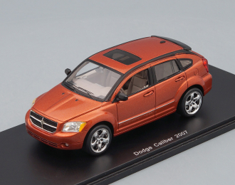 DODGE Caliber (2007), orange metallic