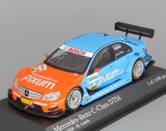 MERCEDES-BENZ C-Class Team Persson #8 Mathias Lauda DTM 2008