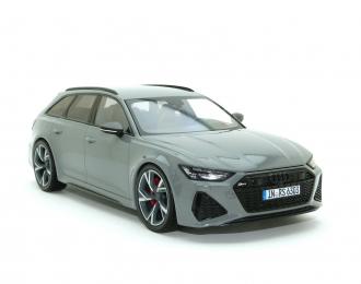 Audi RS6 Avant - 2020 (nardo grey)
