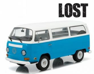 "VOLKSWAGEN T2a Bus ""Dharma Van"" 1971 (из телесериала ""Остаться в живых"")"